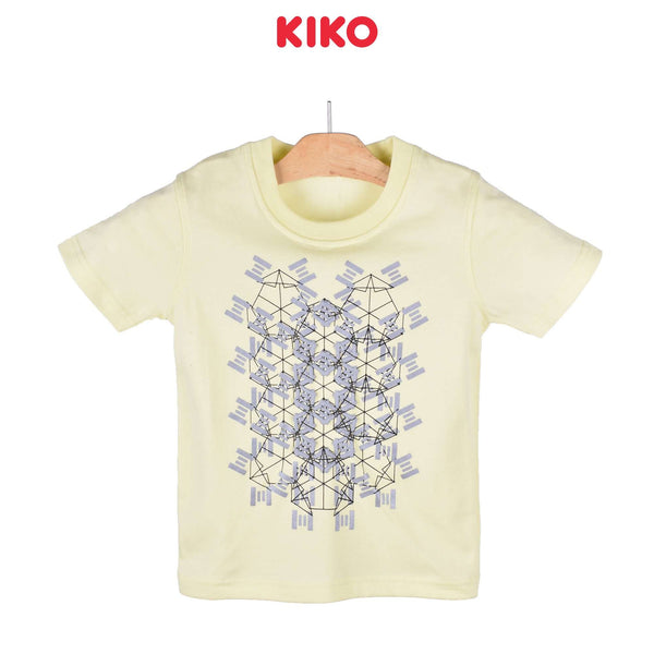 KIKO Boy Short Sleeve Tee 121247-111 : Buy KIKO online at CMG.MY