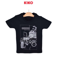 KIKO Boy Short Sleeve Tee 121247-113 : Buy KIKO online at CMG.MY