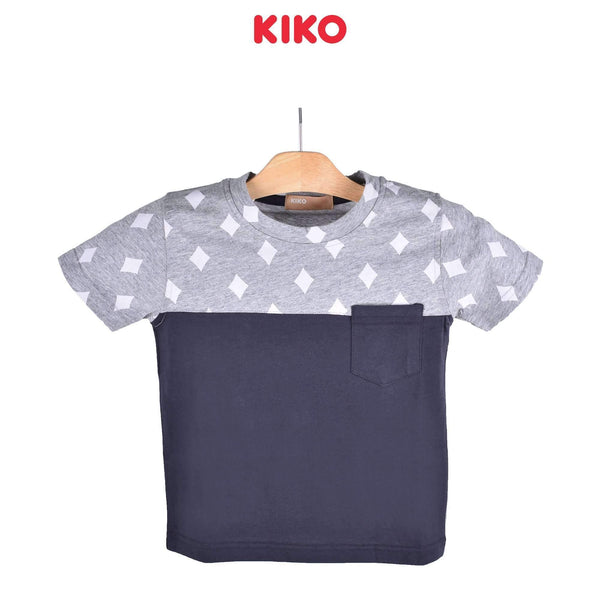 KIKO Boy Short Sleeve Tee 121255-117 : Buy KIKO online at CMG.MY