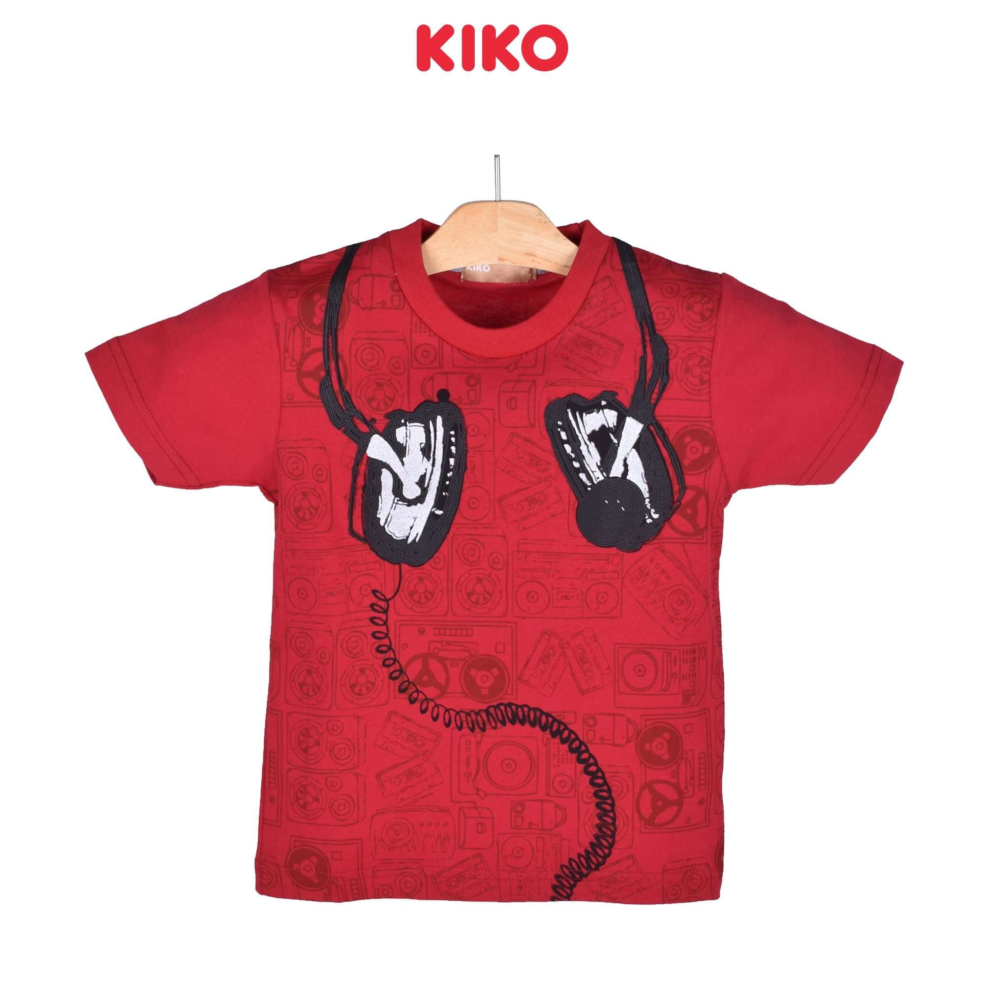 KIKO Boy Short Sleeve Tee 130086-111 : Buy KIKO online at CMG.MY
