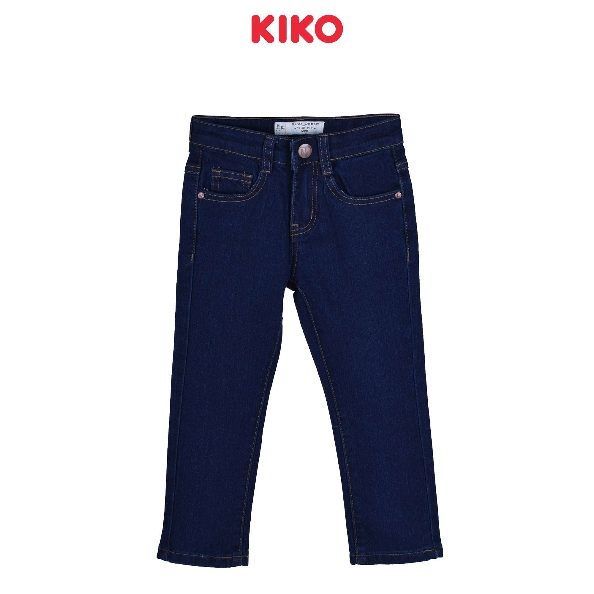 KIKO Girl Jeans Slim Fit 135050-212 : Buy KIKO online at CMG.MY