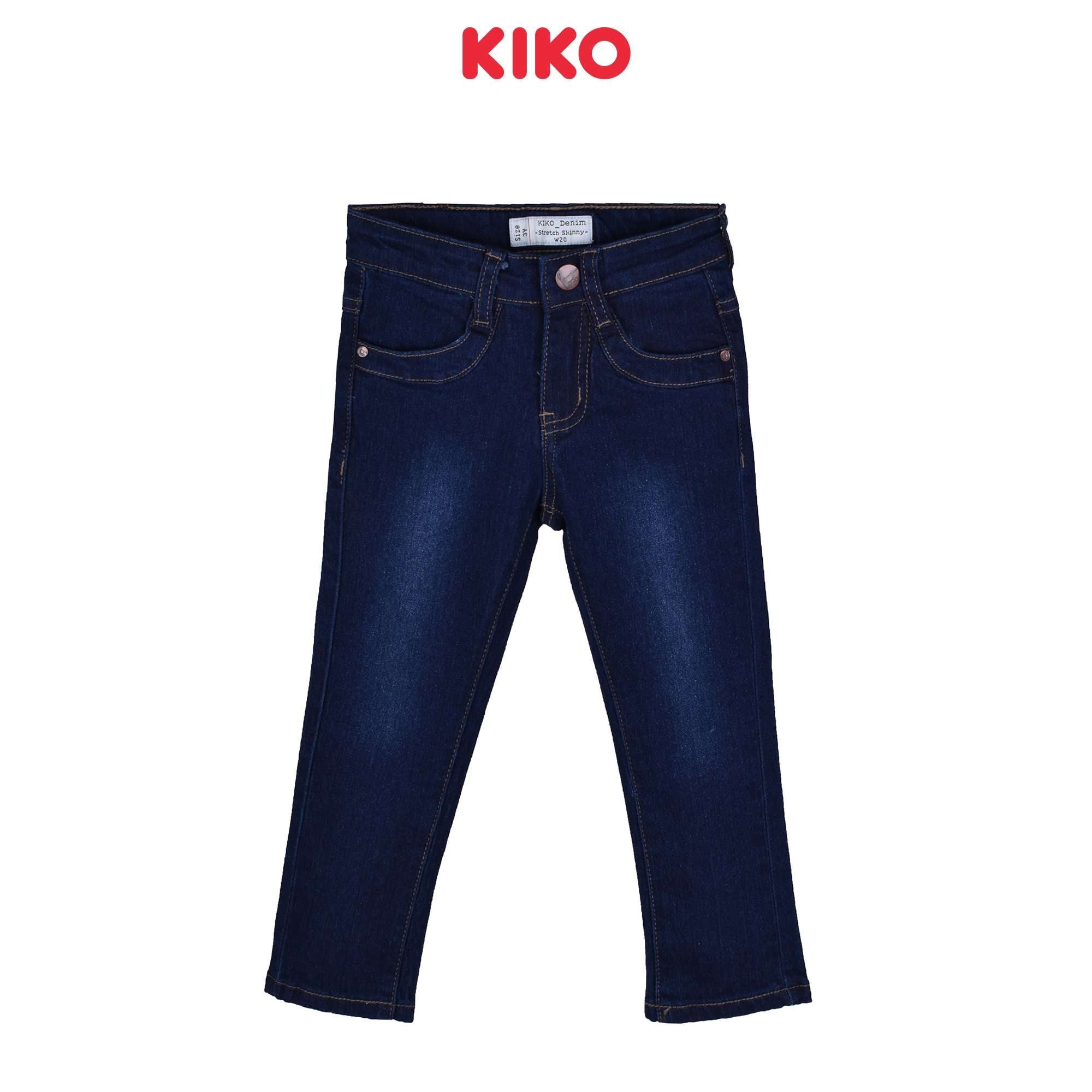 KIKO Girl Jeans Skinny Fit 135050-213 : Buy KIKO online at CMG.MY