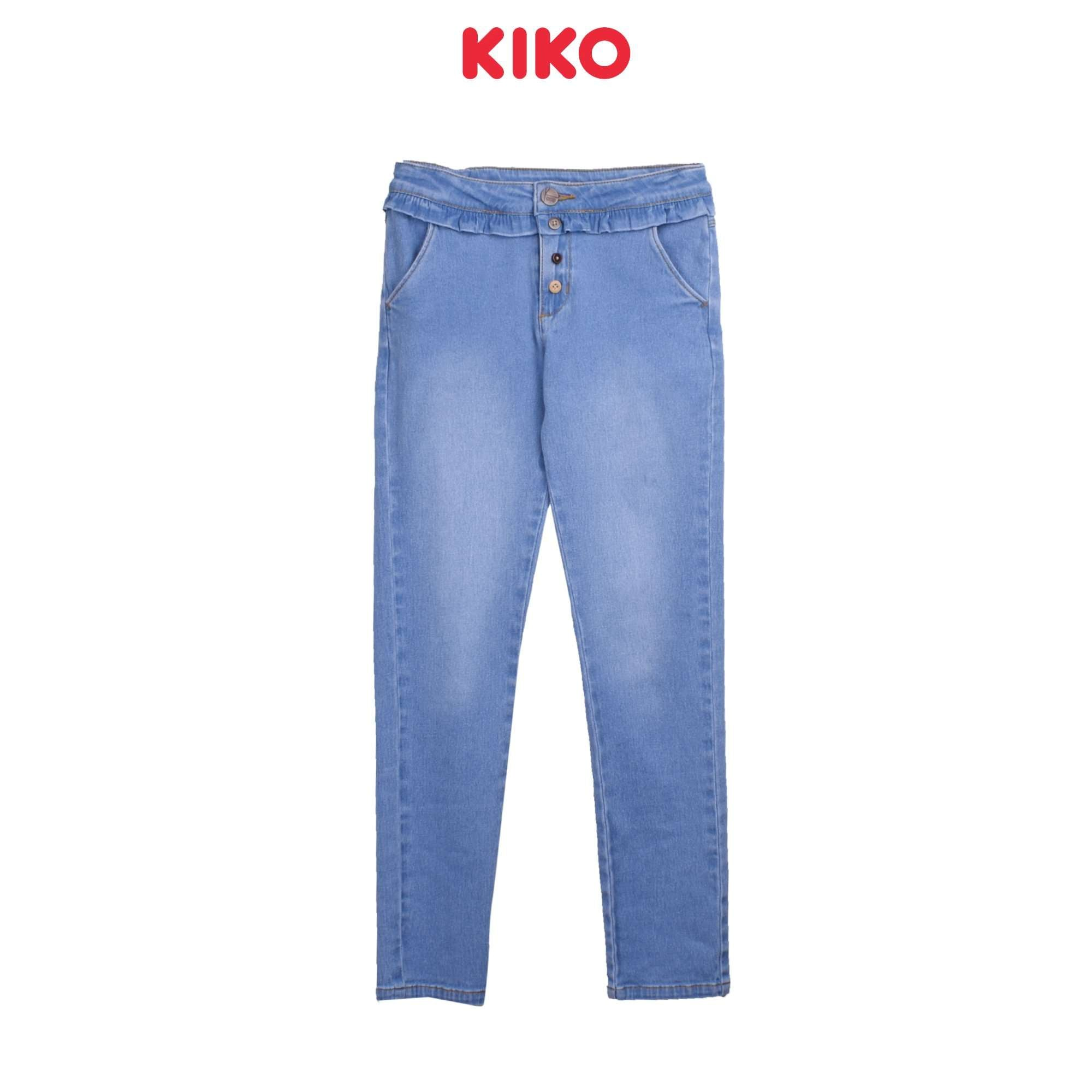 KIKO Girl Jeans Regular Fit K925001-2106-L5 : Buy KIKO online at CMG.MY