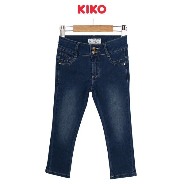 KIKO Girl Jeans Slim Fit 115071-211 : Buy KIKO online at CMG.MY