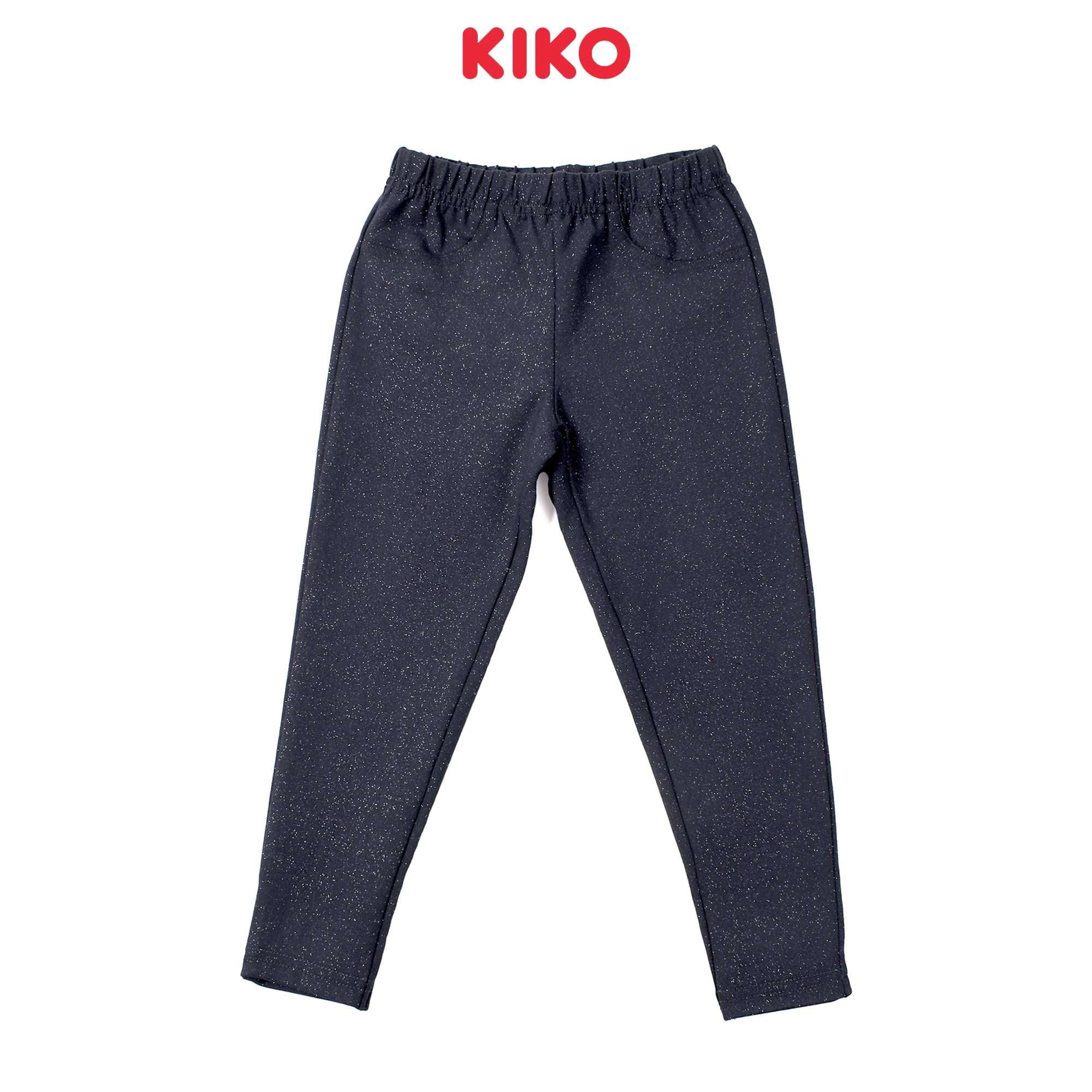 KIKO Girl Legging - Dark Grey 126102-281 : Buy KIKO online at CMG.MY