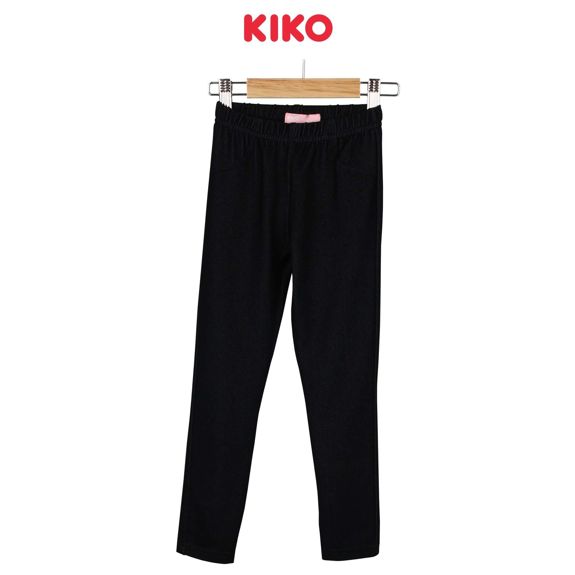KIKO Girl Long Pants - Black 126073-281 : Buy KIKO online at CMG.MY