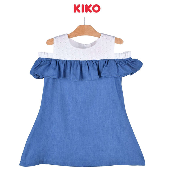 KIKO Girl Short Sleeve Dress 115069-311 : Buy KIKO online at CMG.MY