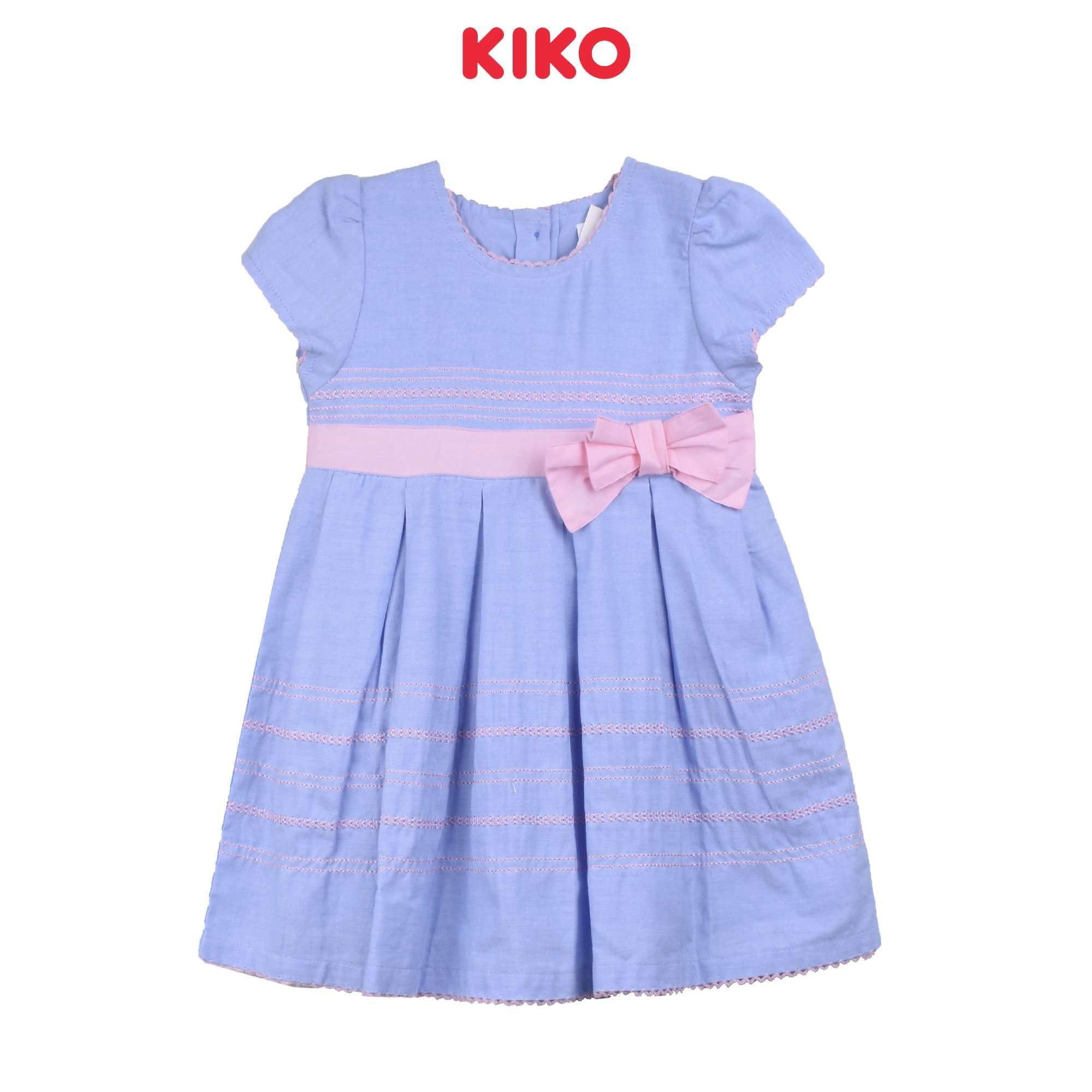 KIKO Girl Short Sleeve Dress K925001-3133-L5 : Buy KIKO online at CMG.MY