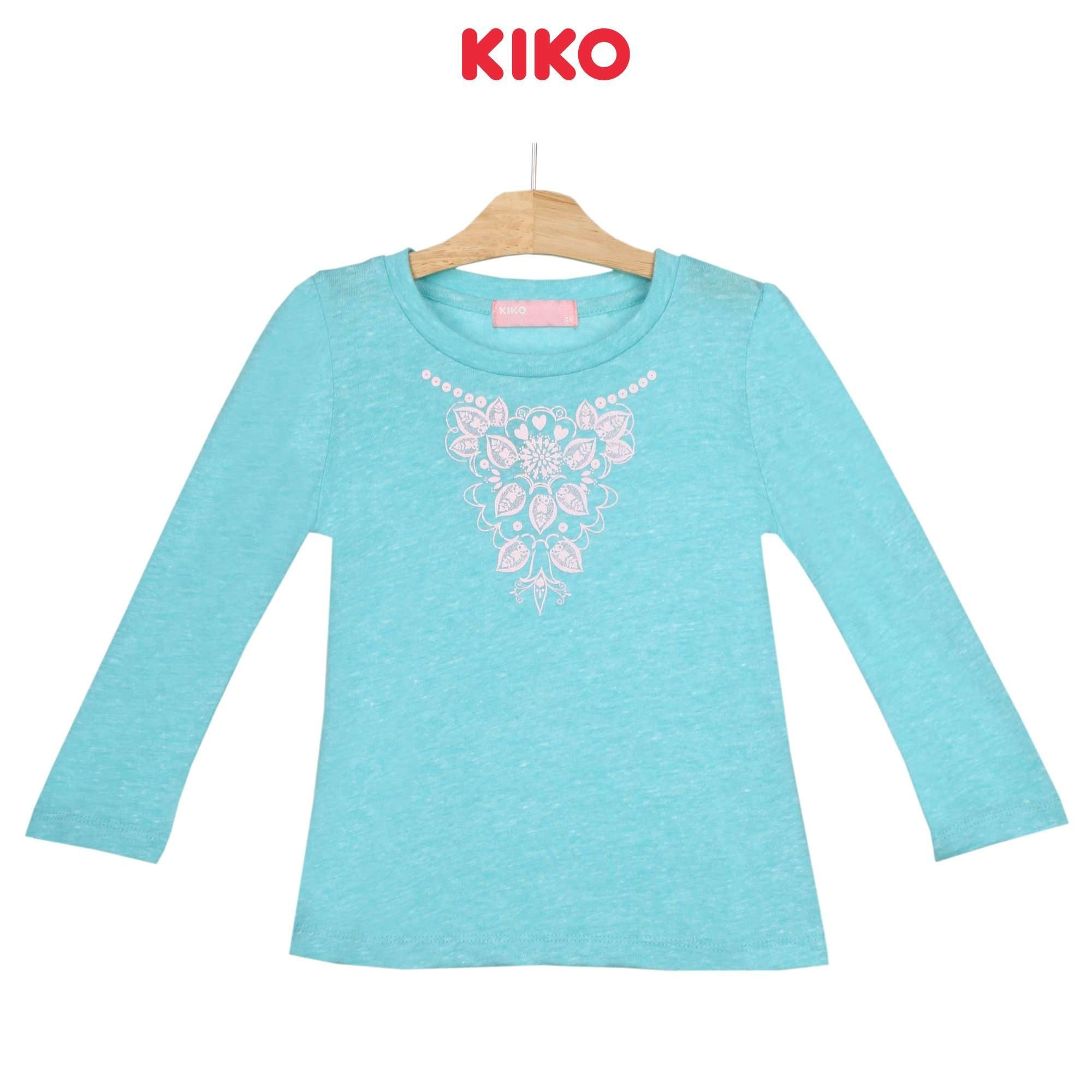 KIKO Girl Short Sleeve Tee - Blue 126069-132 : Buy KIKO online at CMG.MY
