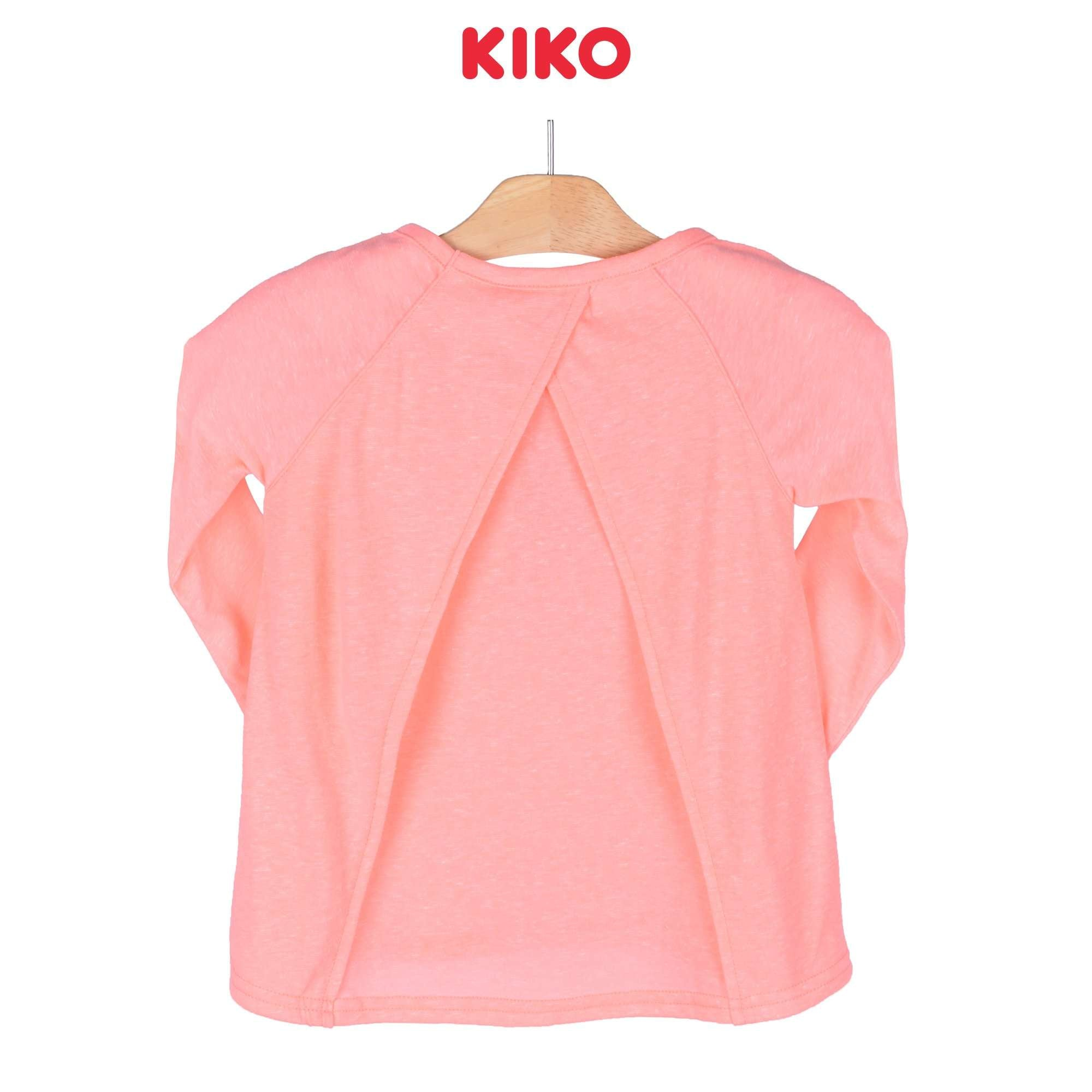 KIKO Girl Short Sleeve Tee 135065-131 : Buy KIKO online at CMG.MY