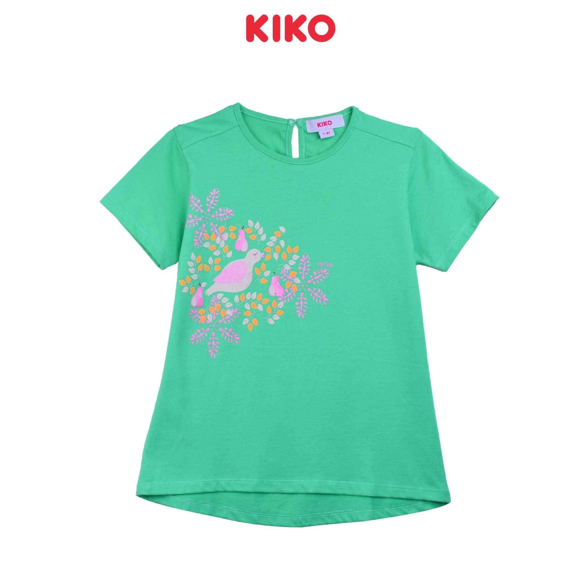 KIKO Girl Short Sleeve Tee K925001-1103-N5 : Buy KIKO online at CMG.MY