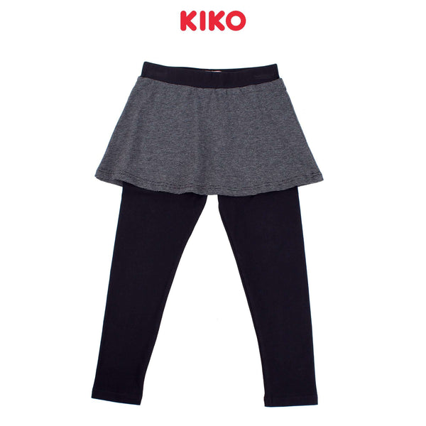 KIKO Girl Skirt Legging - Black 126113-292 : Buy Baby KIKO online at CMG.MY