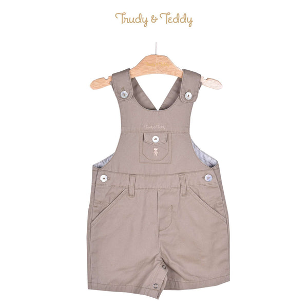 Trudy & Teddy Baby Boy Overall 810105-271 : Buy Trudy & Teddy online at CMG.MY