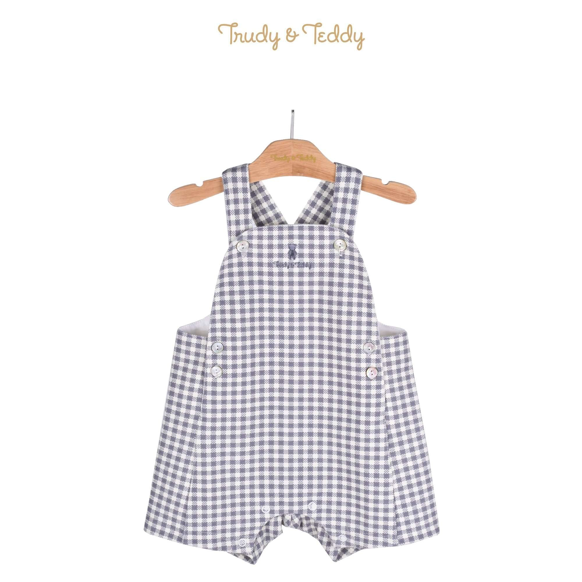 Trudy & Teddy Baby Boy Overall 271 Kids Baby Clothing Baby