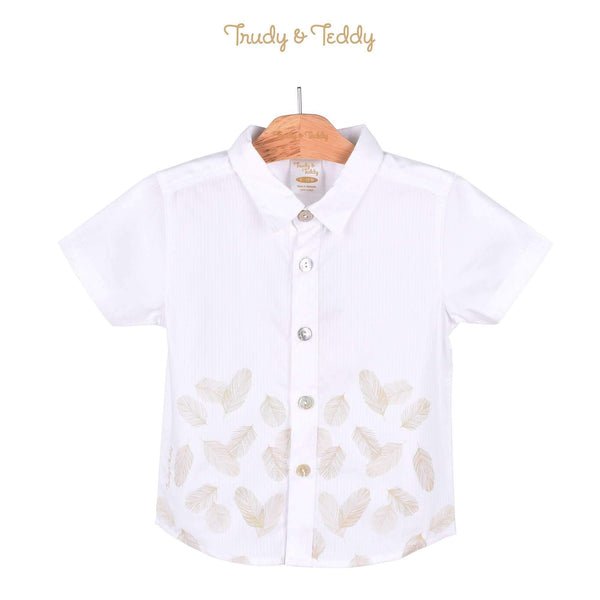 Trudy & Teddy Baby Boy Short Sleeve Shirt 810088-141 : Buy Trudy & Teddy online at CMG.MY
