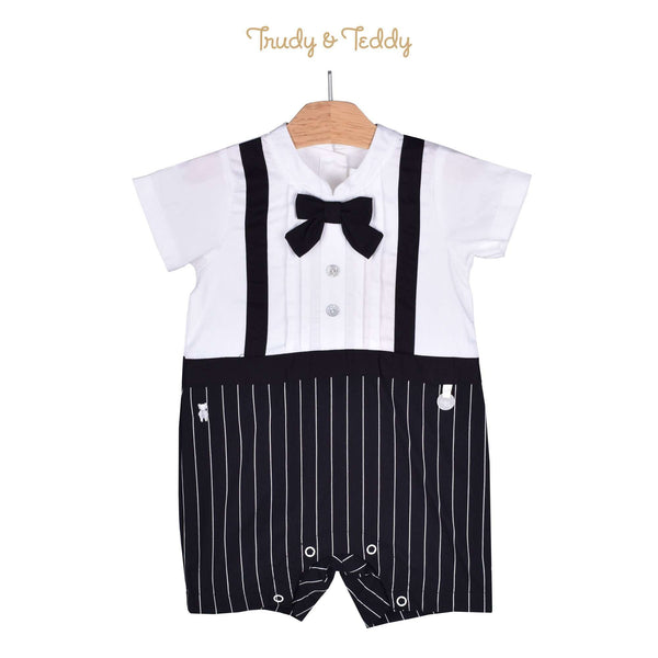 Trudy & Teddy Baby Boy Short Sleeve Short Romper 810080-352 : Buy Trudy & Teddy online at CMG.MY
