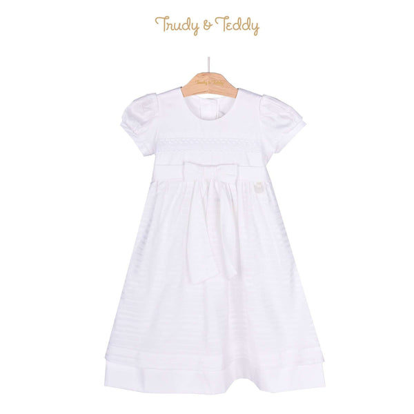 Trudy & Teddy Baby Girl Long Gown 810096-311 : Buy Trudy & Teddy online at CMG.MY