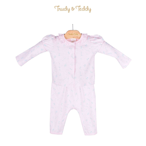 Trudy & Teddy Baby Girl Long Sleeve Long Pant Suit 820032-431 : Buy Trudy & Teddy online at CMG.MY