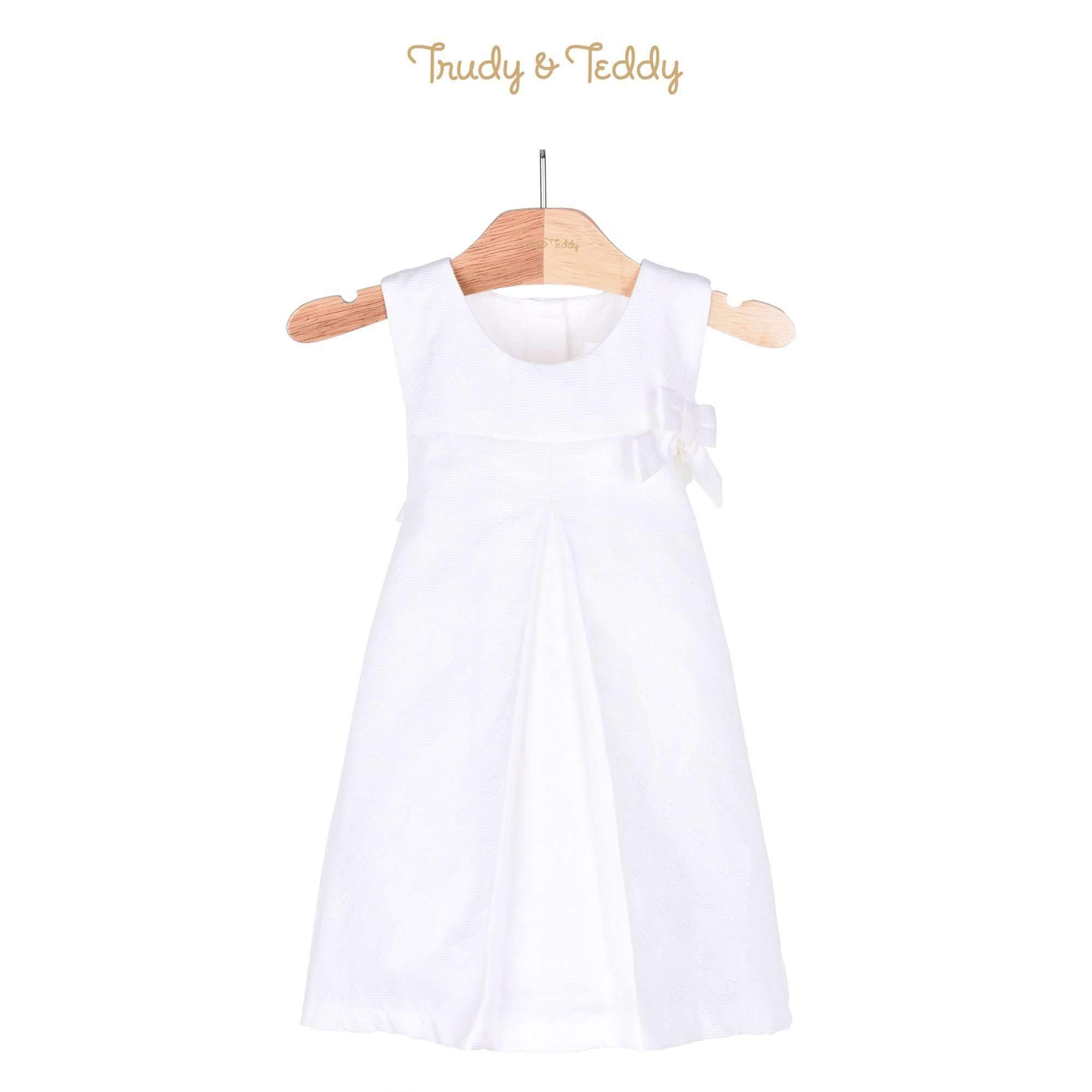 Trudy & Teddy Baby Girl Short Sleeve Dress 810086-311 : Buy Trudy & Teddy online at CMG.MY