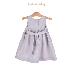 Trudy & Teddy Baby Girl Sleeveless Dress 810085-312 : Buy Trudy & Teddy online at CMG.MY