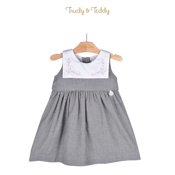 Trudy & Teddy Baby Girl Sleeveless Dress 810092-311 : Buy Trudy & Teddy online at CMG.MY