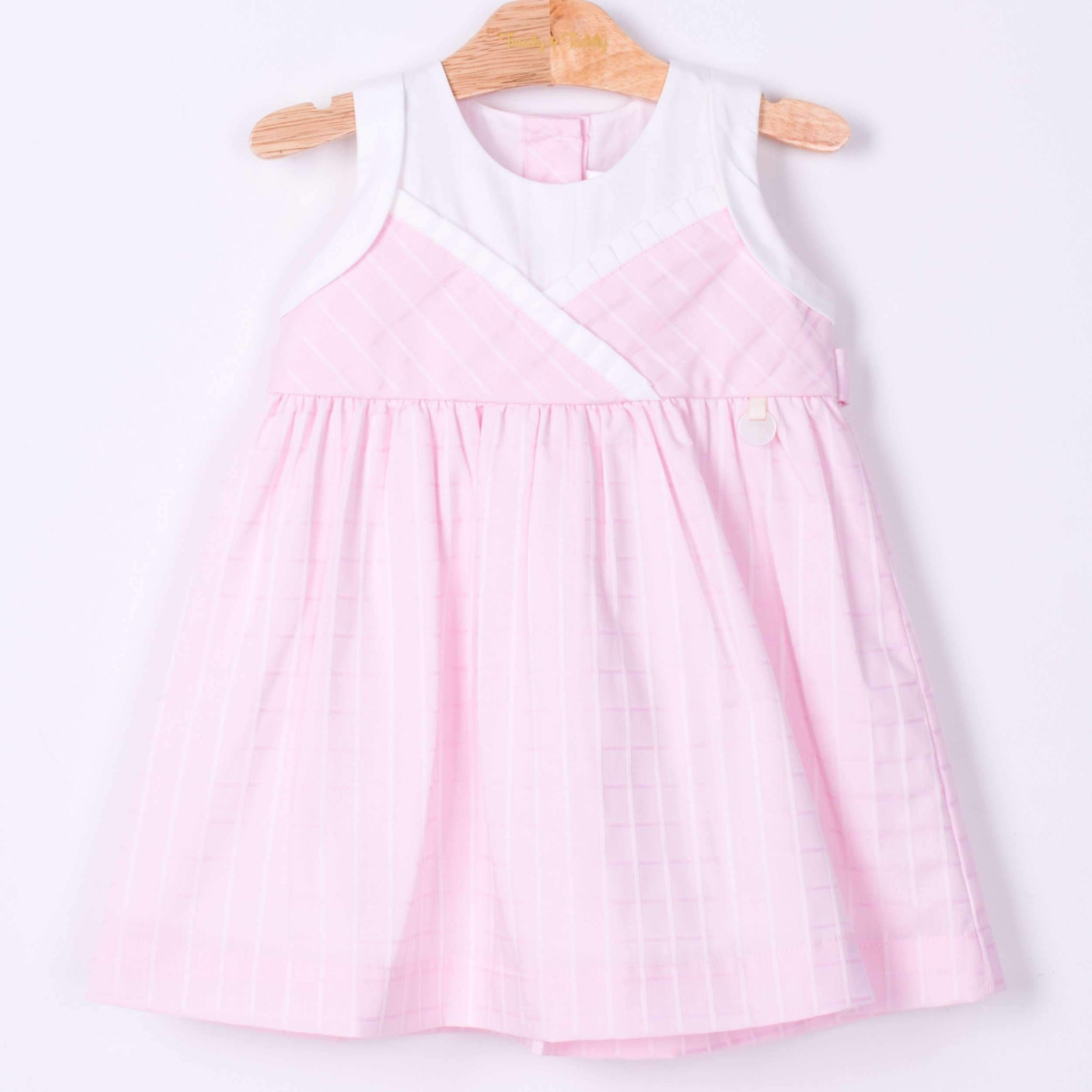 Trudy & Teddy Baby Girl Sleeveless Dress 810058-312 : Buy Trudy & Teddy online at CMG.MY