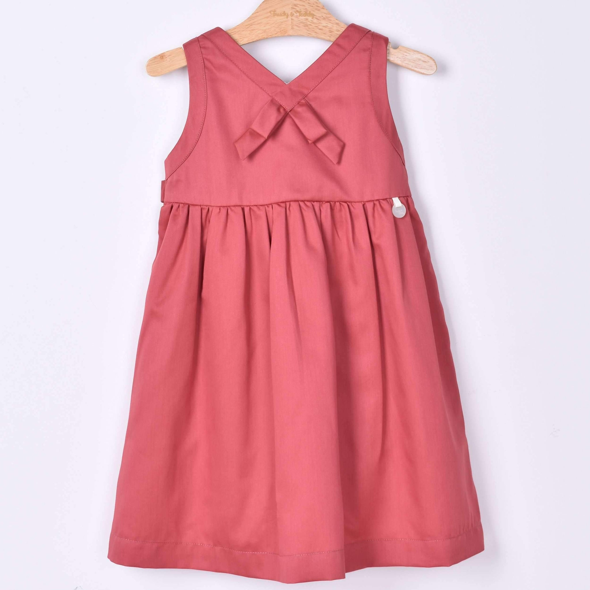 Trudy & Teddy Toddler Girl Sleeveless Dress 815087-311 : Buy Trudy & Teddy online at CMG.MY
