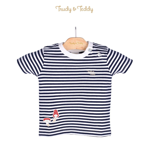Trudy & Teddy Infant Boy Short Sleeve Tee 810090-111 : Buy Trudy & Teddy online at CMG.MY