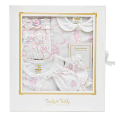 Trudy & Teddy New Born Baby Girl Gift Set 820003-602 : Buy Trudy & Teddy online at CMG.MY