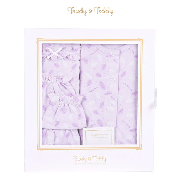 Trudy & Teddy New Born Girl Gift Set 820034-601 : Buy Trudy & Teddy online at CMG.MY