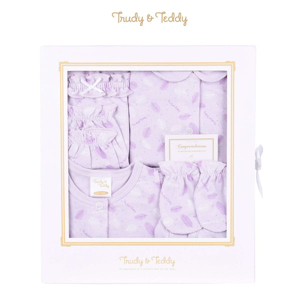 Trudy & Teddy New Born Girl Gift Set 820034-602 : Buy Trudy & Teddy online at CMG.MY