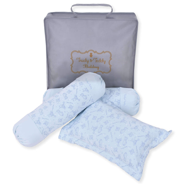 Trudy & Teddy Pillow and Bolster Set 8643-032 : Buy Trudy & Teddy online at CMG.MY