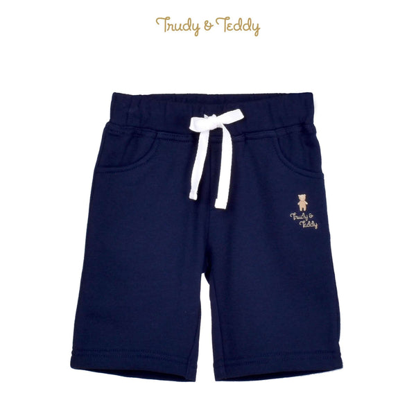 Trudy & Teddy Toddler Boy Knit Bermuda 825040-282 : Buy Trudy & Teddy online at CMG.MY