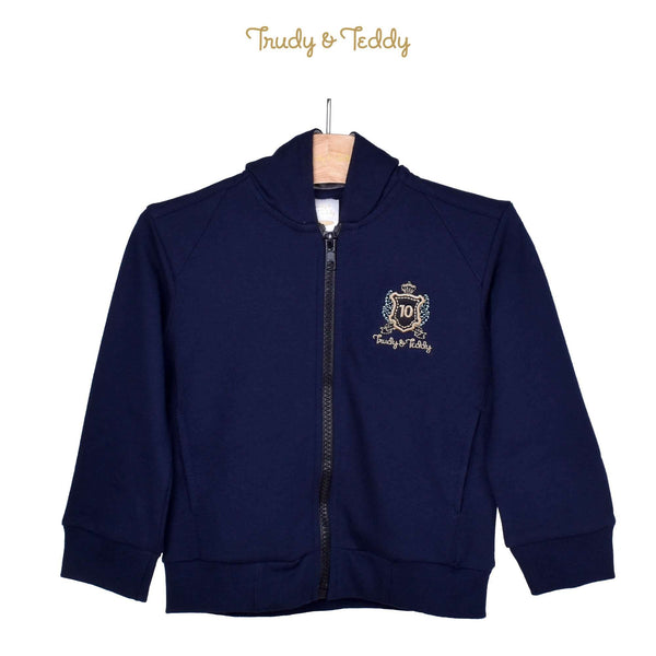 Trudy & Teddy Toddler Boy Knit Jacket 825040-161 : Buy Trudy & Teddy online at CMG.MY