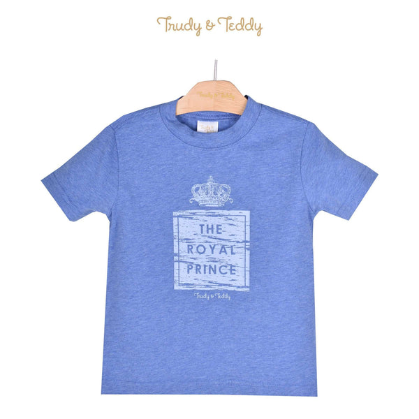 Trudy & Teddy Toddler Boy Short Sleeve Tee 825042-112 : Buy Trudy & Teddy online at CMG.MY