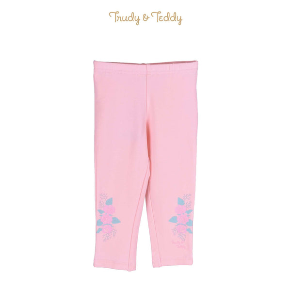 Trudy & Teddy Toddler Girl Long Pants Knit 825047-283 : Buy Trudy & Teddy online at CMG.MY
