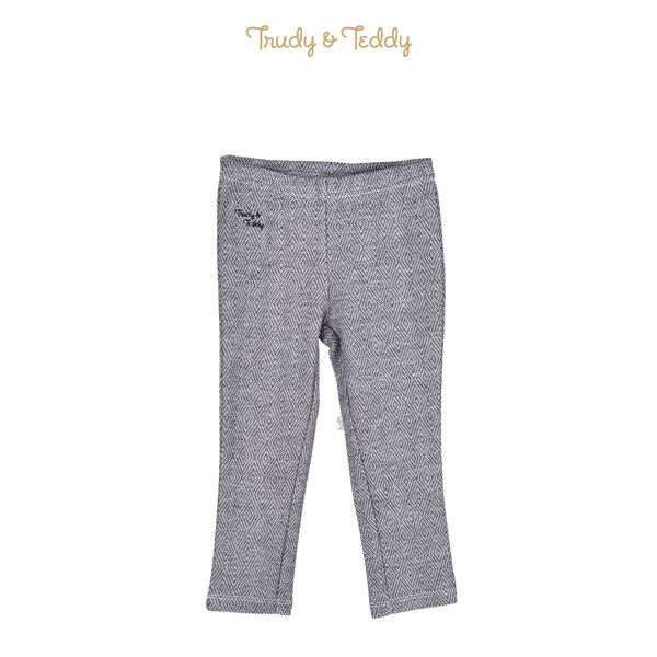 Trudy & Teddy Toddler Girl Long Pants Knit 825047-285 : Buy Trudy & Teddy online at CMG.MY