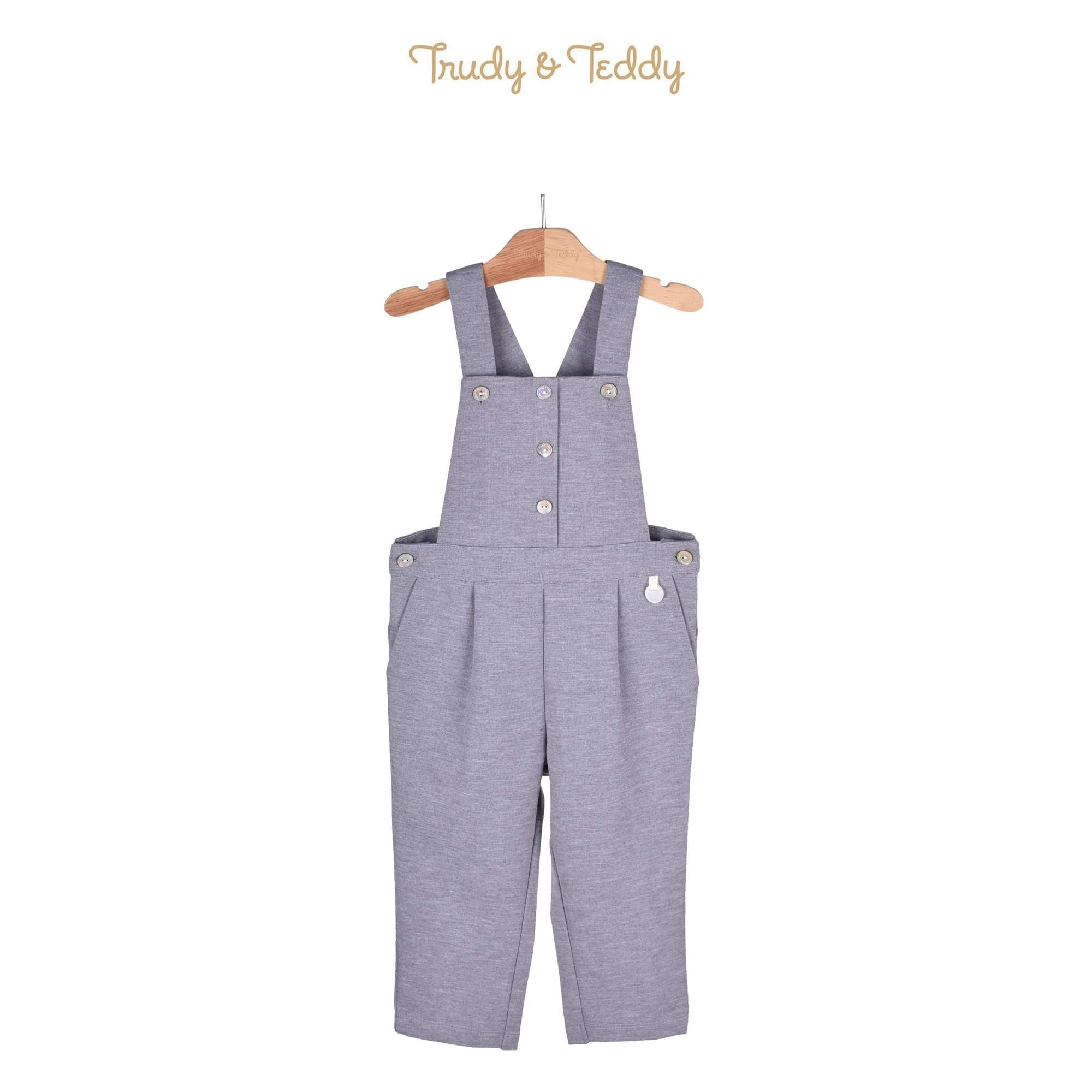 Trudy & Teddy Toddler Girl Overall 815143-271 : Buy Trudy & Teddy online at CMG.MY
