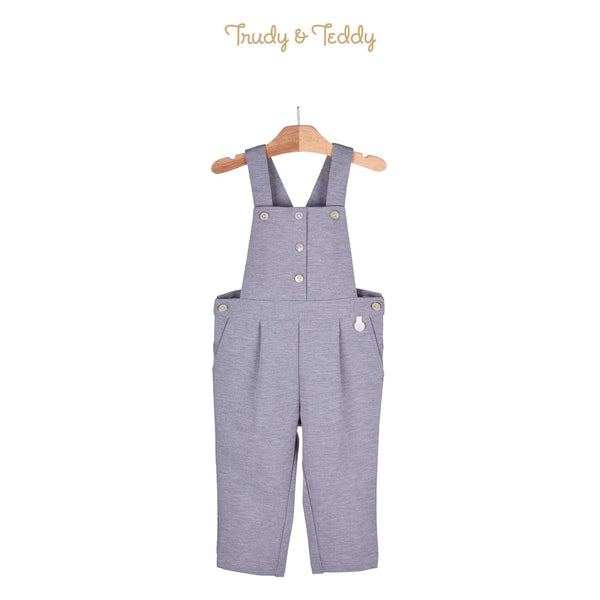 Trudy & Teddy Toddler Girl Overall Knit 815143-271 : Buy Trudy & Teddy online at CMG.MY