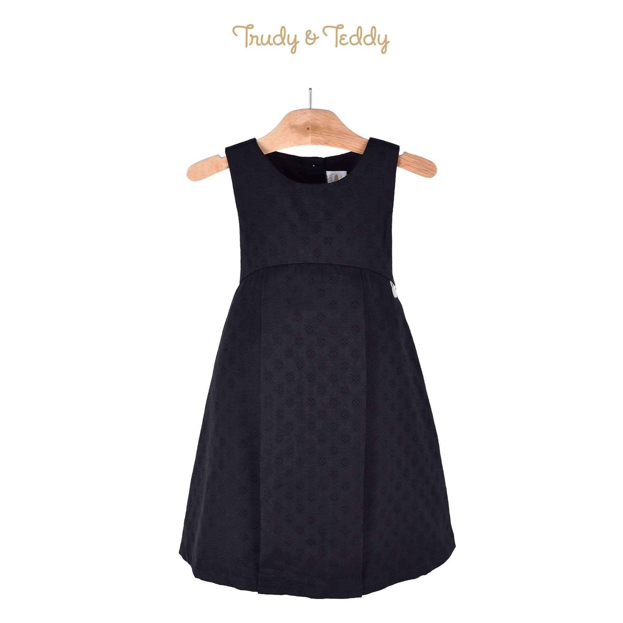 Trudy & Teddy Toddler Girl Short Sleeve Dress Dress 815127-311 : Buy Trudy & Teddy online at CMG.MY