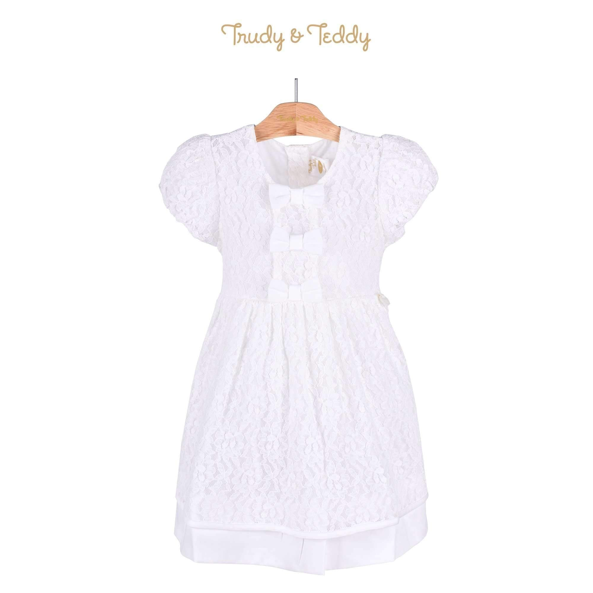 Trudy & Teddy Toddler Girl Short Sleeve Dress 815104-312 : Buy Trudy & Teddy online at CMG.MY
