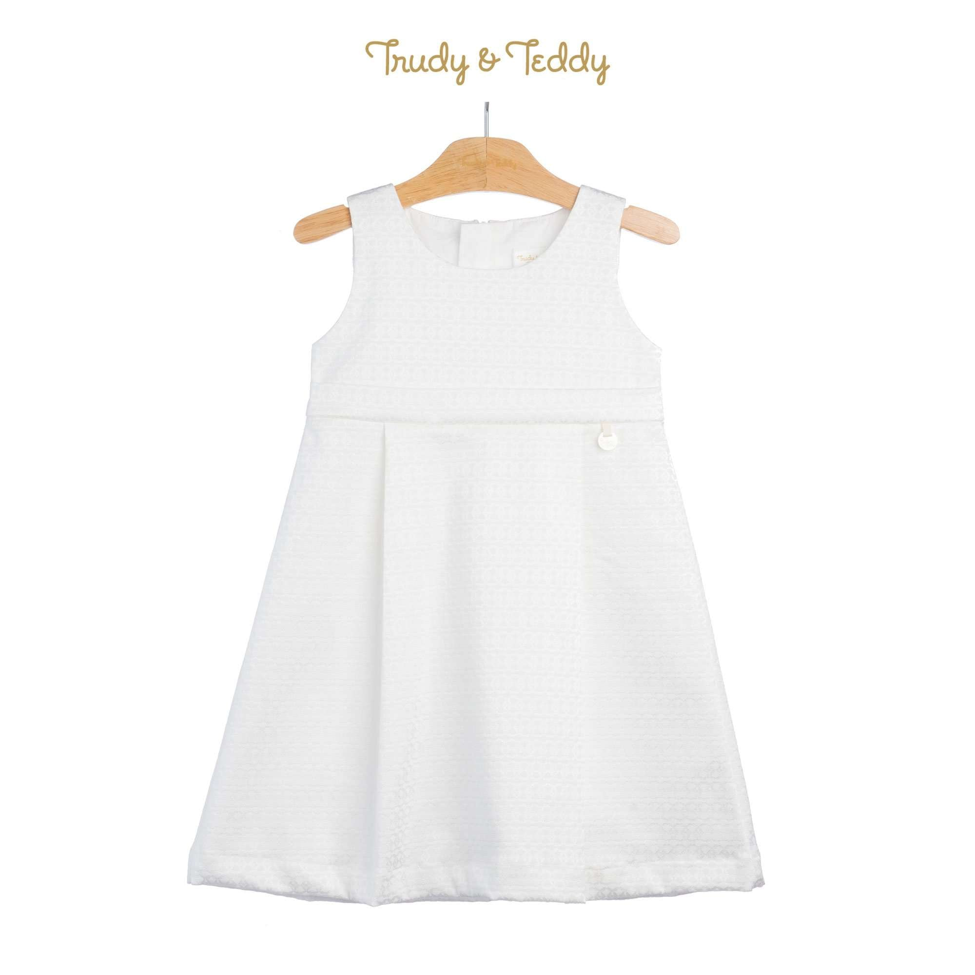 Trudy & Teddy Toddler Girl Sleeveless Dress 815079-311 : Buy Trudy & Teddy online at CMG.MY