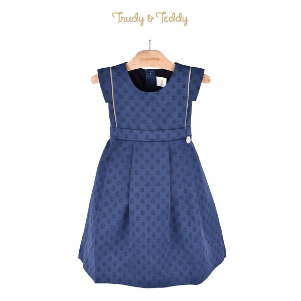 Trudy & Teddy Toddler Girl Sleeveless Dress Dress 815127-312 : Buy Trudy & Teddy online at CMG.MY