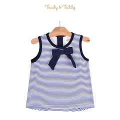 Trudy & Teddy Toddler Girl Sleeveless Tee 825034-101 : Buy Trudy & Teddy online at CMG.MY