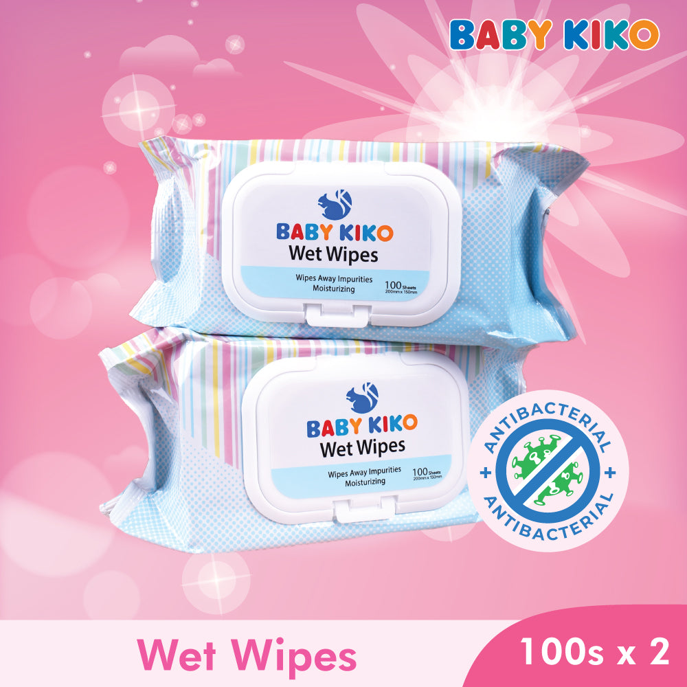 3700-007 Anti-Bacterial Wet Tissues 100 pcs x 2