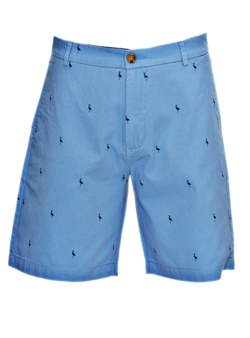 Seersucker/Oxford/Byrd Shorts/Flex/Linen - TailorByrd