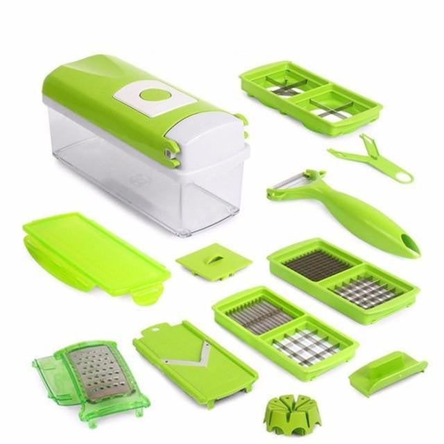 12-in-1 Slicer and Chopper