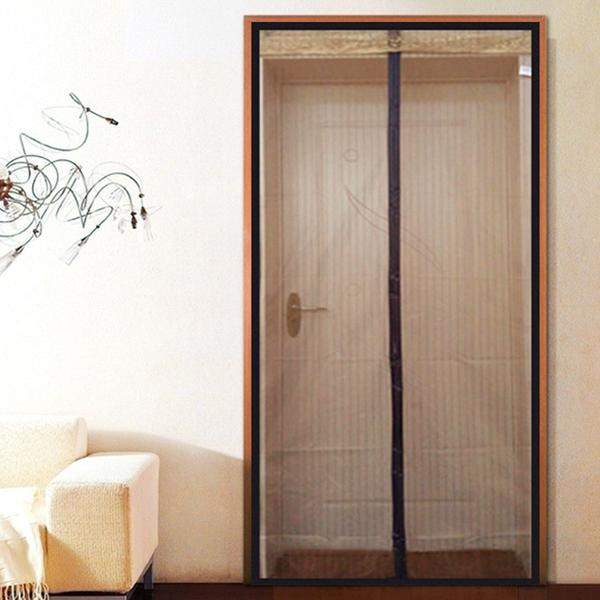 Magic Mesh   Magnetic Screen Door Cover