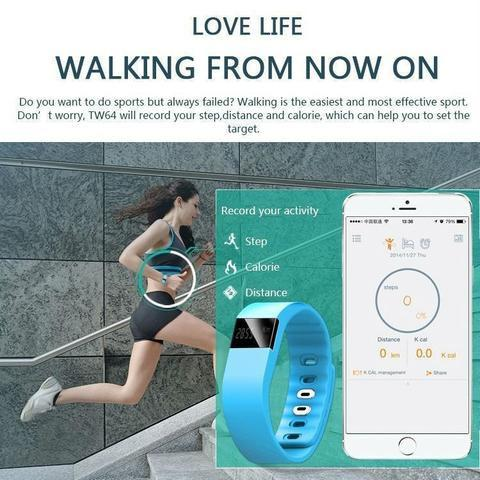 Smart Fitness Tracker for iOS and Android