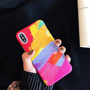 The Artist Case for iPhone 8/8 Plus